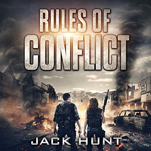 Rules of Conflict: A Post-Apocalyptic EMP Survival Thriller audiobook cover art