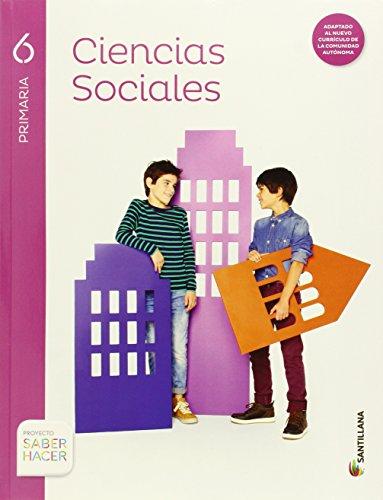 CIENCIAS SOCIALES MEC 6 PRIMARIA - 9788468087634