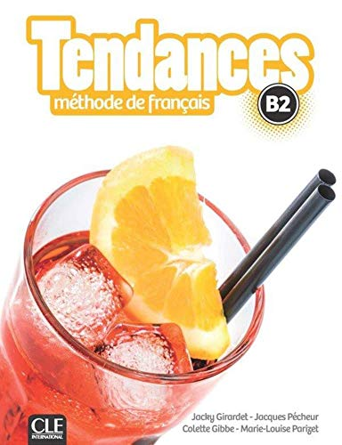 Tendances B2. Livre de l'élève + DVD-ROM