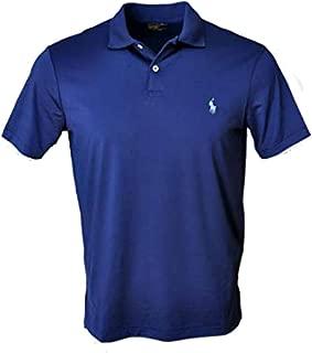 Polo Ralph Lauren Mens Performance Interlock Polo Shirt