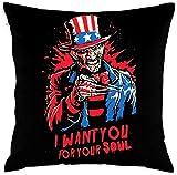 Zylione Freddy Krueger decoración Lumbar Pillow Covers Case Cubierta de cojín Pillowcases Funda de...