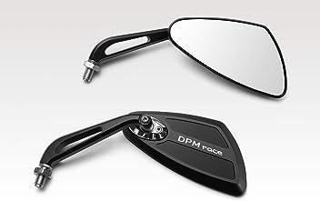 - Omologati DPM Race D-0221 Specchietti Retrovisori Laterali - 100/% Made in Italy Alluminio MT 09 Tracer Accessori De Pretto Moto Kit Specchi Revenge