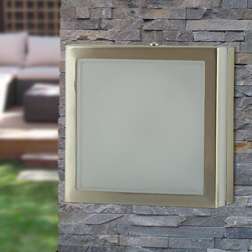 Buitenlamp ST3342S, buitenlamp, muurlamp, tuinlamp, buitenverlichting, edelstaal