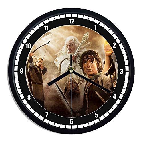 Orologio da parete in plastica Il Signore degli Anelli 3
