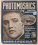 BGI Evlis Presley 1000 Piece Puzzle Photomosaics by Robert Silvers