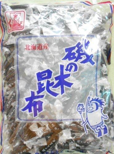 北海道産お徳用 磯の木昆布1kg業務用×5袋