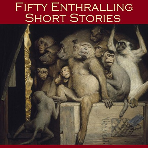 Fifty Enthralling Short Stories audiobook cover art