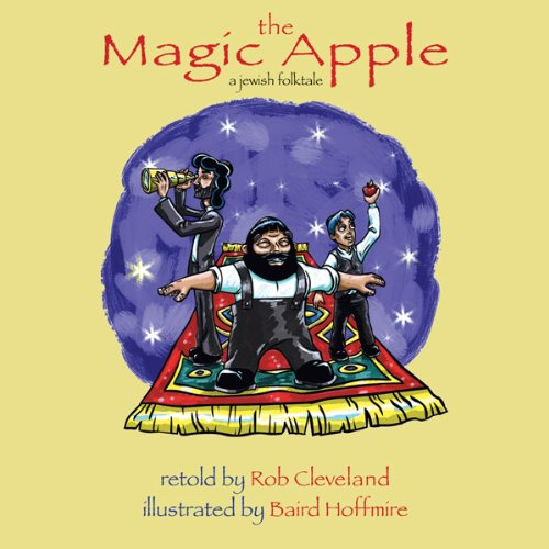 The Magic Apple audiobook cover art