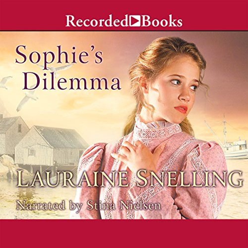 Sophie's Dilemma audiobook cover art