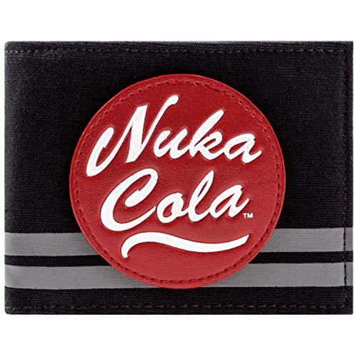 Cartera de Bethesda Fallout 4 Nuka Cola bóveda Boy Rojo