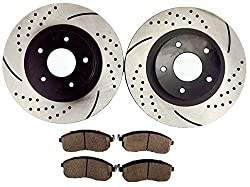 Atmansta Brake kit for Nissan Altima Review