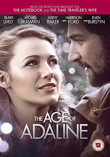 The Age Of Adaline [DVD] [UK Import]