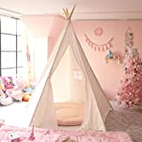 CO-Z Teepee Play Tent Foldable for Kids with Banners - Super...