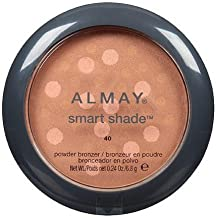 Almay Smart Shade Powder Bronzer, Sunkissed [40] 0.24 oz (PACK OF 1)