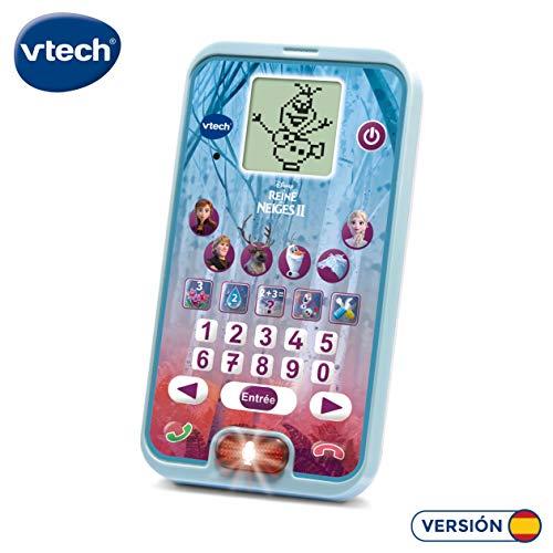 VTech Elsa Ana Frozen II Teléfono interactivo voz