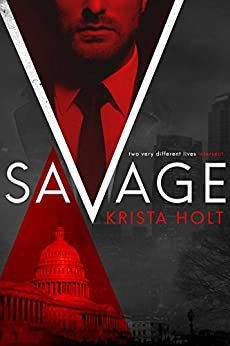 Savage (The Italian Book 1) by [Krista Holt]