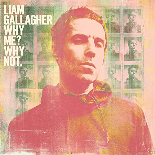 LIAM GALLAGHER - WHY ME? WHY NOT - DELUXE