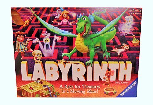 Limited Edition Artwork Labyrinth Board Game by Ulta Life, Inc.