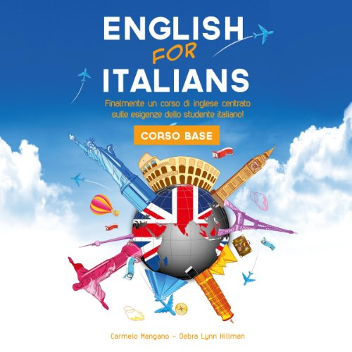 Corso di Inglese, English for Italians (Corso Base)  By  cover art