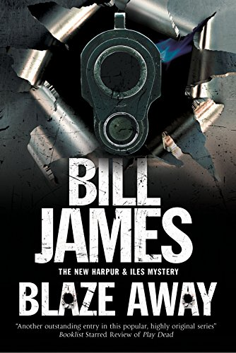 Blaze Away: A British Police Procedural (Harpur and Iles, Band 32)