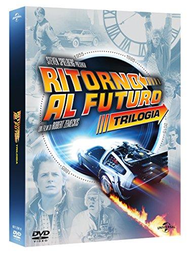 Ritorno Al Futuro Trilogia