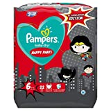 Pañales Pampers tamaño 6 (15kg) – Baby-Dry Pants edición Super Héros, 22 bragas