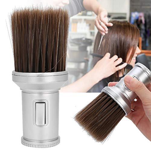 Cepillo de cuello multifuncional, cepillo de peluquería, cepillo de limpieza de peluquería cepillo de pelo para el cuello cepillo de limpieza de cuello cepillo para limpiar el cabello roto(#3)
