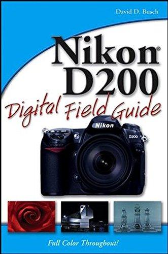 Nikon D200 Digital Field Guide