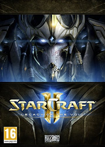 Starcraft 2: Legacy Of The Void (PC/MAC DVD) (輸入版)