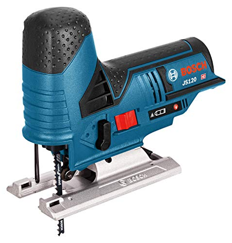Bosch JS120N 12V Max Barrel-Grip Jig Saw (Bare Tool)