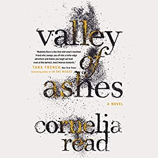Valley of Ashes audiobook cover art