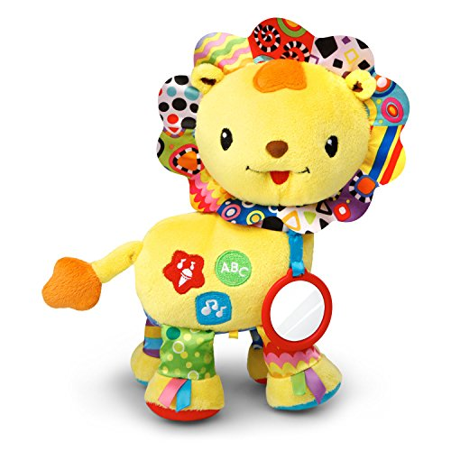 VTech Crinkle and Roar Lion , Yellow