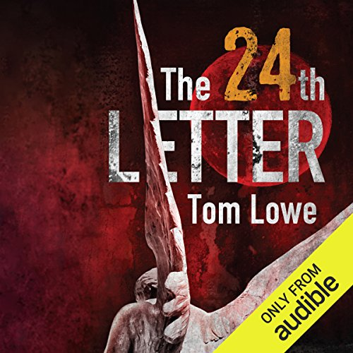 The 24th Letter audiobook cover art