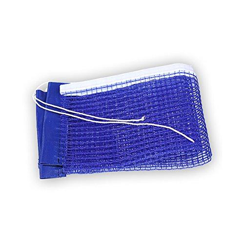 Sungpunet 180cm semplice rete da ping pong blu 1pezzi