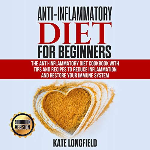 Anti-Inflammatory Diet for Beginners audiobook cover art