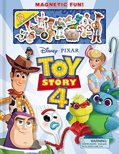 Disney/Pixar Toy Story 4 Magnetic Fun!