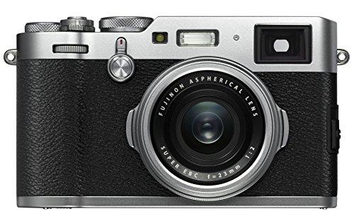 FUJIFILM デジタルカメラ X100F シルバー X100F-S