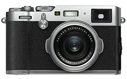 FUJIFILM digital camera X100F Silver...