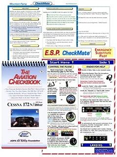 Cessna 172M Compact CheckMate Checklist
