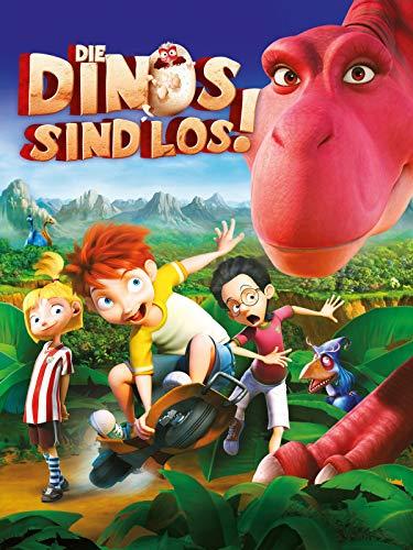 Die Dinos sind los!