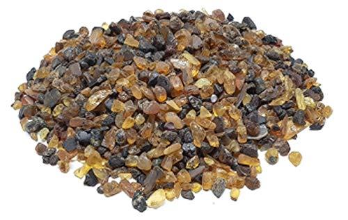 Bernstein Granulat roh natur Chips Räuchergranulat Steinchen