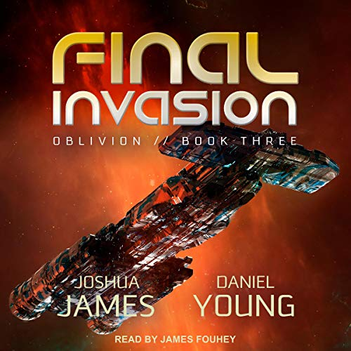 Final Invasion  By  cover art