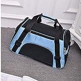 Cane e gatto Borse Dog Cat portatile Bag Pet Carrier cucciolo di viaggio maglia respirabile piccolo cane gatto Chihuahua Carrier uscita Animali borsa Per uscire, viaggiare