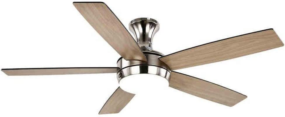 WULOVEMI Ceiling Fan Lowest price challenge Simple with Light 5 popular