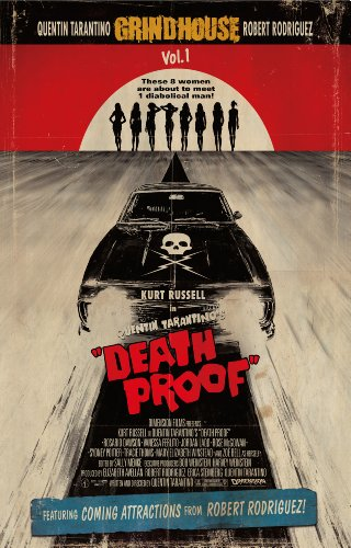 Grindhouse Presents: Death Proof (2007) Movie Poster 24x36 by Movie Poster