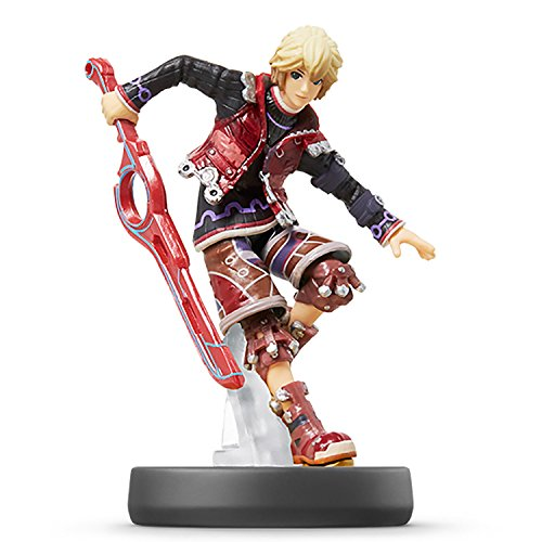 Nintendo amiibo series Shulk Collectible Figure, 7cm