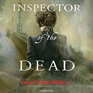 Inspector of the Dead audiobook cover art