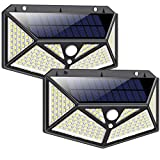 Lampade Solari Led Esterno,【 Super Luminosa 150LED-1500 Lumen】iPosible Luce...