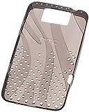 HTC TP C650 Cover per Titan, in TPU, Nero