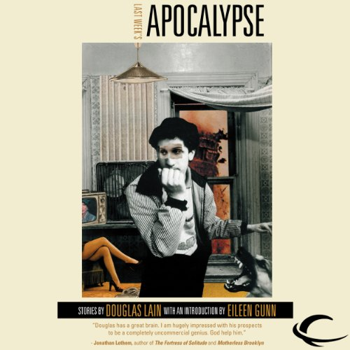Last Week's Apocalypse cover art